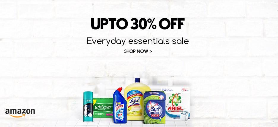 Everyday Essentials @Amazon
